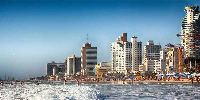 ים חוף ים תל אביב, צילום: GidonPico/Pixabay