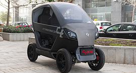 A City Transformer vehicle. Photo: PR