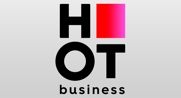 לוגו חדש של חברת HOT הוט