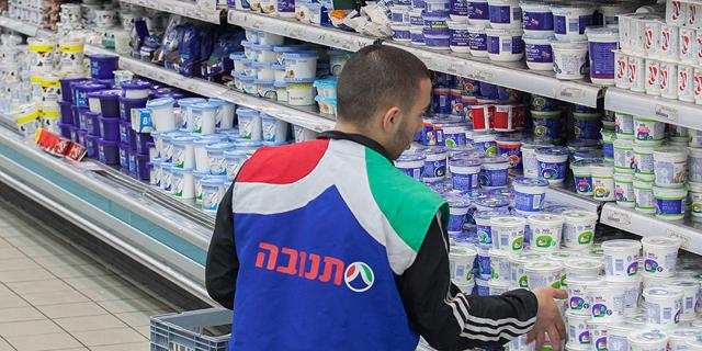 דיון חירום של הרפתנים מחשש לפתיחת שוק החלב לייבוא