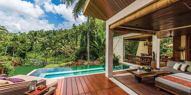 מלון Four Seasons Resort Bali באלי אינדונזיה המלונות הטובים 2018, צילום: Four Seasons