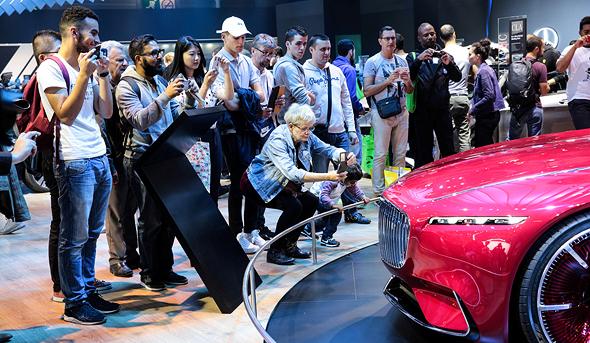 Paris Motor Show. Photo: PR