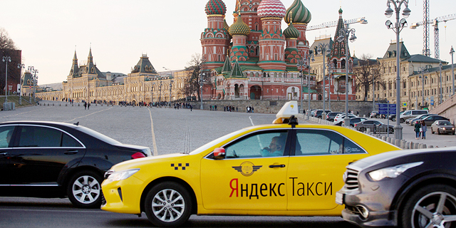 Russia's Yandex is Moving in on Gett's Home Turf