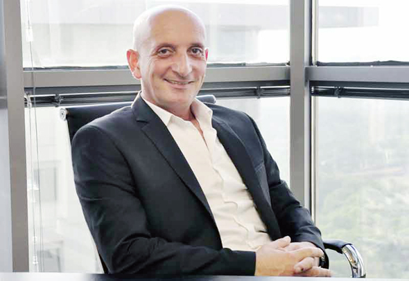 """אילן מיכאלי, מנכ""""ל ומייסד קבוצת  I.M.G , צילום: קרן אנוקה"""