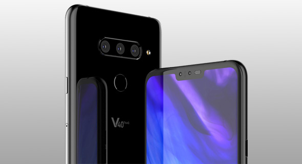 V40, צילום: android authority