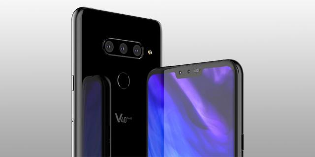 דיווח: פאבלט ה-V40 של LG יושק עם חמש מצלמות