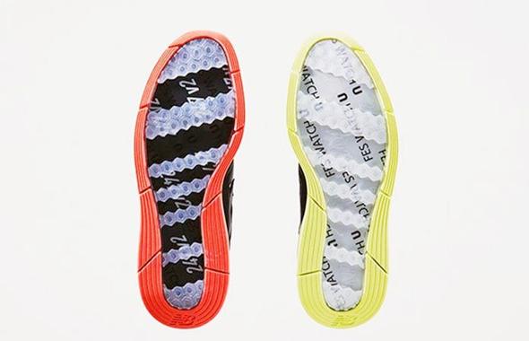 תחתית הנעל, צילום: Sneaker Freaker