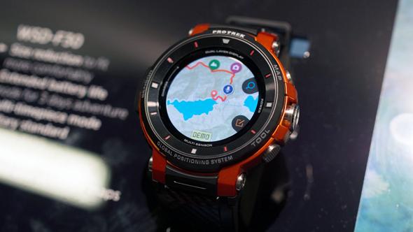 השעון הקשוח של קסיו, צילום: watchpro