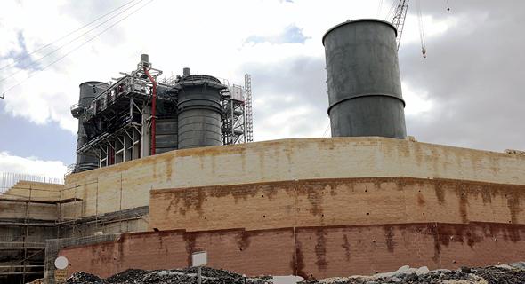 תחנת הכוח אלון תבור, צילום: ערן יופי כהן
