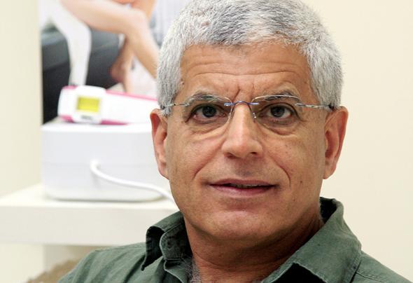 Moshe Mizrahi. Photo: Eran Yuppy Cohen