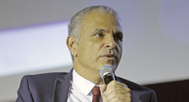 הוועידה הכלכלית הלאומית 2018 משה כחלון שר האוצר, צילום: עמית שעל