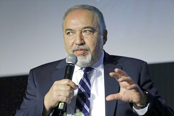 Avigdor Lieberman. Photo: Amit Sha'al