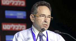 """ד""""ר גיל מיכאל בפמן כלכלן ראשי בנק לאומי, צילום: עמית שעל"""