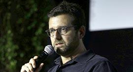 רן שריג ממייסדי דאטורמה, צילום: עמית שעל