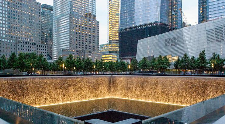 האנדרטה הלאומית והמוזיאון לפיגועי 11 בספטמבר