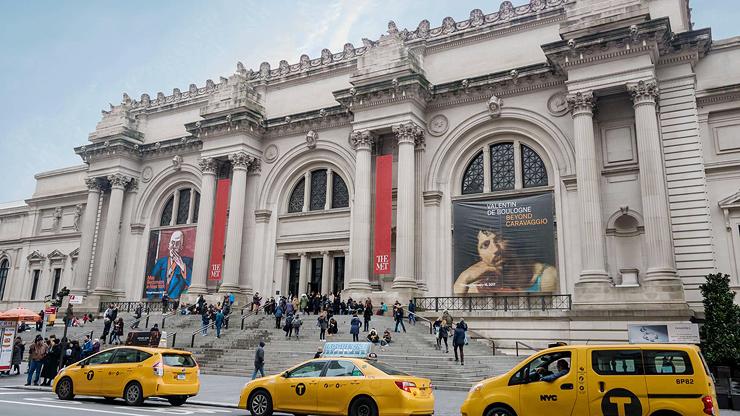 מוזיאון מטרופוליטן לאמנות בניו יורק