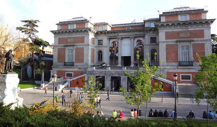 מוזיאון הפראדו במדריד