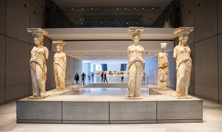מוזיאון אקרופוליס באתונה