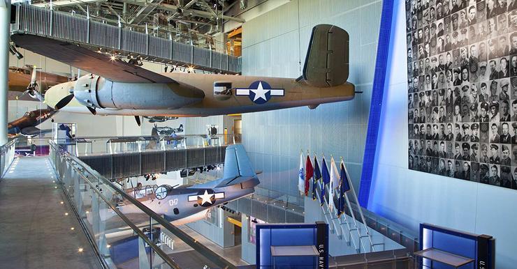 המוזיאון הלאומי למלחמת העולם השנייה בניו אורליאנס
