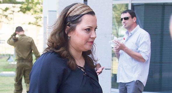 מיכל ליברמן בת של אביגדור ליברמן שר ה ביטחון ה נכנס, צילום: שאול גולן