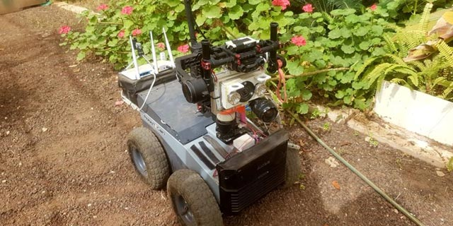 Tel Aviv University Develops Bat-Like Autonomous Terrestrial Robot