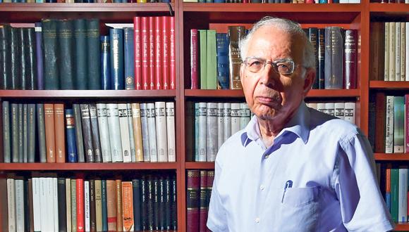 פרופסור משה בר אשר, צילום: רפי קוץ