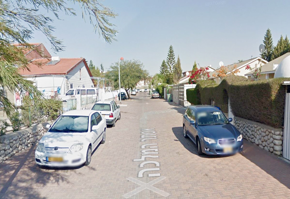 באר שבע, צילום: Google Street View