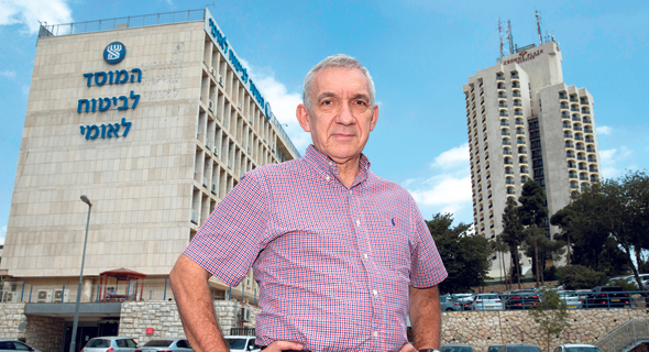 """סמנכ""""ל הביטוח הלאומי, ד""""ר דניאל גוטליב , צילום: עמית שאבי"""