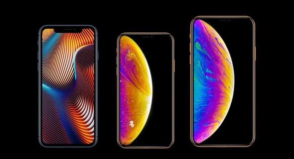 דגמי האייפון החדשים