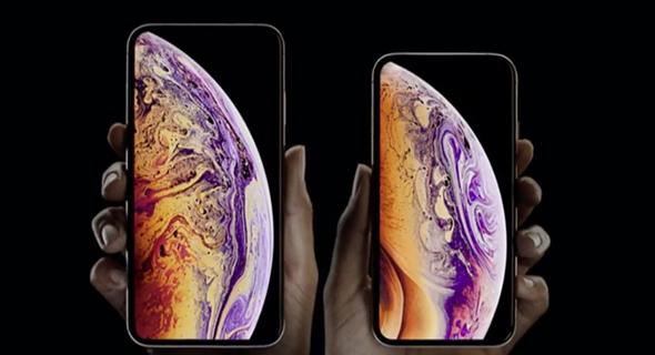 אייפון XS אפל טים קוק