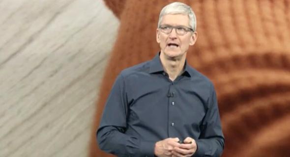 """מנכ""""ל אפל, טים קוק. מנהלים חדשניים מתכננתים את החדשנות"""