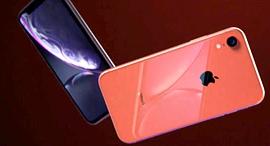 אייפון XR אפל, צילום: Apple