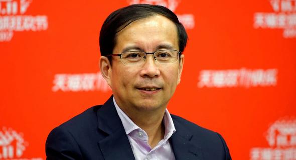"""דניאל ז'אנג, מנכ""""ל עליבאבא שעתיד להפוך ליו""""ר בעוד כשנה"""