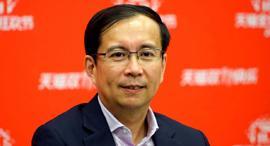 """מנכ""""ל עליבאבא דניאל ז'אנג, צילום: רויטרס"""