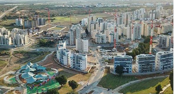 שכונת אגמים, אשקלון, צילום: אדי ישראל