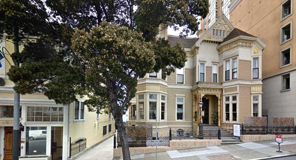 בית פיין בסן פרנסיסקו