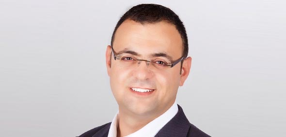 Haim Pinto, chief technology officer at Bank Hapoalim. Photo: PR