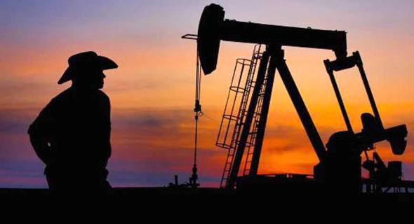 """קידוח נפט בטקסס, ארה""""ב"""