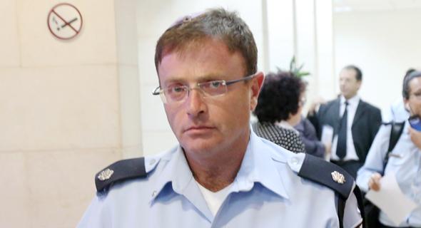 """סנ""""צ אסף וולפיש (צילום ארכיון), צילום: שאול גולן"""