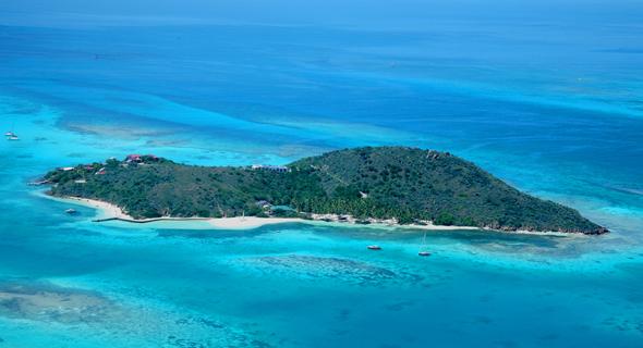 אי יוסטשיה איים קאריביים Eustatia Island לארי פייג' מייסד גוגל , צילום: וידיקפדיה