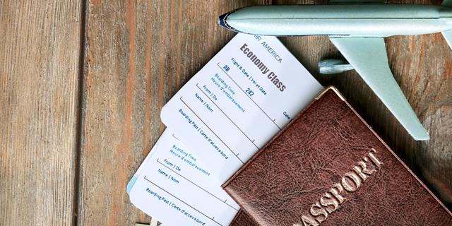 שמונה טעויות קריטיות שאתם עושים בהזמנת כרטיסי טיסה