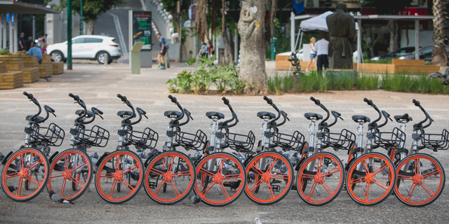 Mobike Enters Israeli Town Left by Ofo