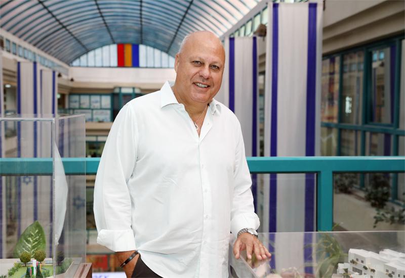 רוני מזרחי, נשיא לשכת הקבלנים החדשה בישראל