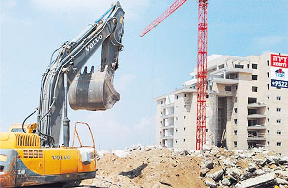 ההקלות מעכבות משמעותית את הוצאת היתרי הבנייה