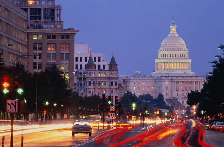 "וושינגטון, ארה""ב, צילום: גטי"