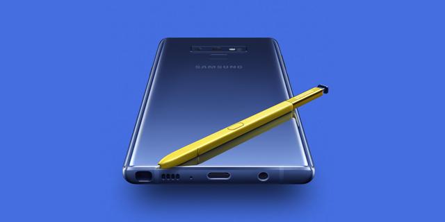 פאבלט מדור תשיעי: חמישה יתרונות בולטים ב 9 Galaxy Note