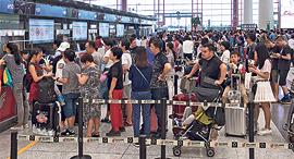 שדה תעופה בבייג'ינג, סין, צילום: שאטרסטוק