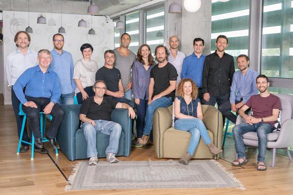 תמונה קבוצתית SETOO, צילום: דיוויד גארב