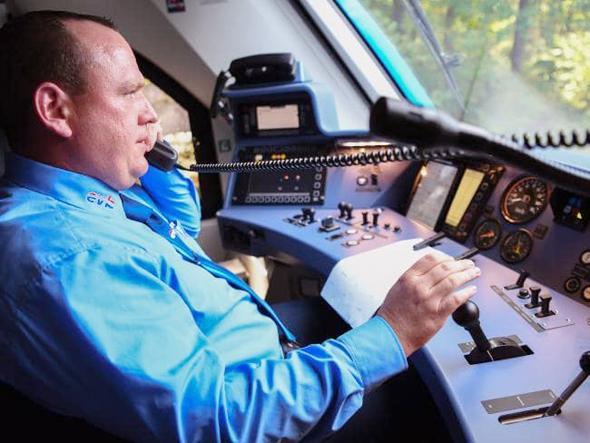 רכבת המימן הראשונה בעולם, צילום: איי אף פי