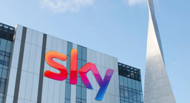 מטה סקיי  Sky לונדון טלוויזיה , צילום: Sky
